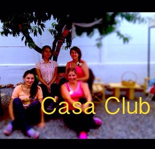Exitosos talleres de Verano en Casaclub