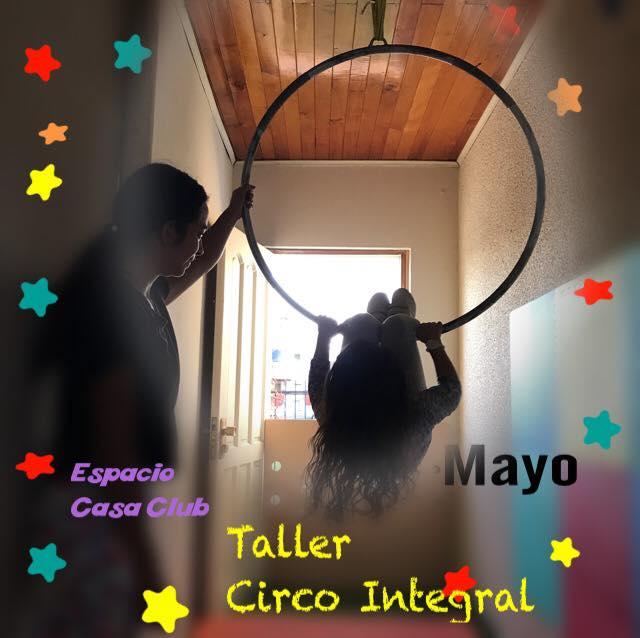 Nuevo Taller de Circo en Casaclub